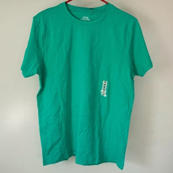 "FRIEND OR FAUX Herren T-Shirt Shirt /""PLAIN GREEN/"" NEU"